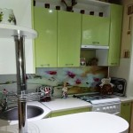 маленькая кухня от студии Рим