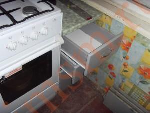 Кухня Льдинка