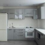 Кухня Серый жемчуг